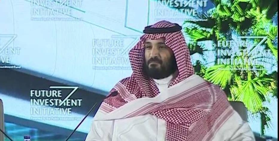 Crown Prince of Saudi Arabia Prince Mohammad bin Salman Al Saud on the challenges of planning the technological advances used in the design of a new city.