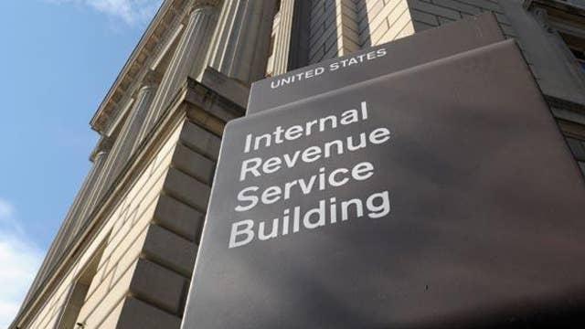 IRS apologizes to tea party over Obama-era targeting