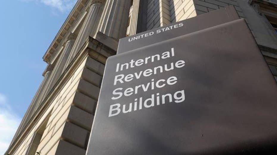 IRS apologizes to tea party over Obama-era targeting