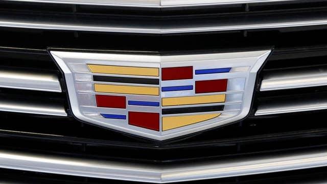 Self-driving Cadillac is 'far beyond' competetors: Gastelu