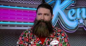 WWE's Mick Foley looks to keep the Christmas spirit alive