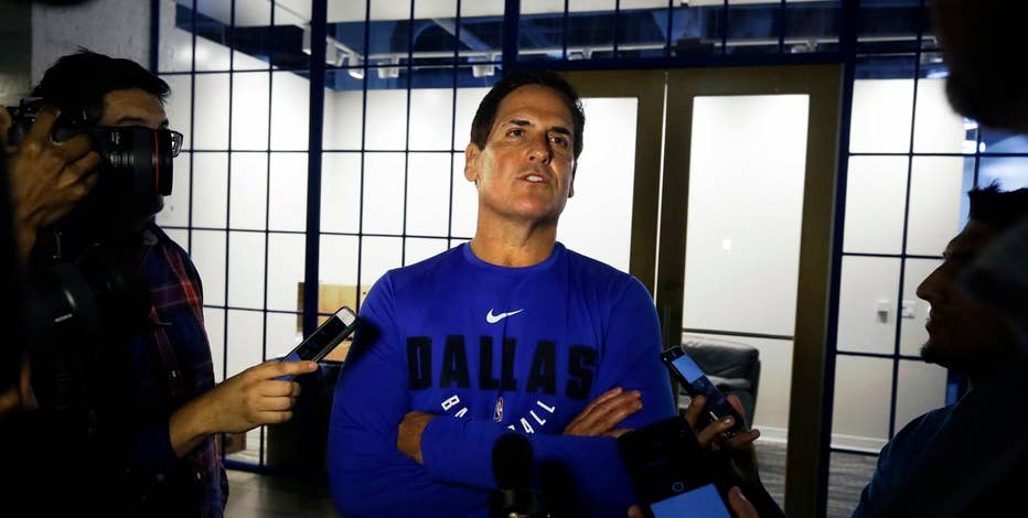 TMZ Founder Harvey Levin on whether billionaire Mark Cuban will make a presidential run in 2020.