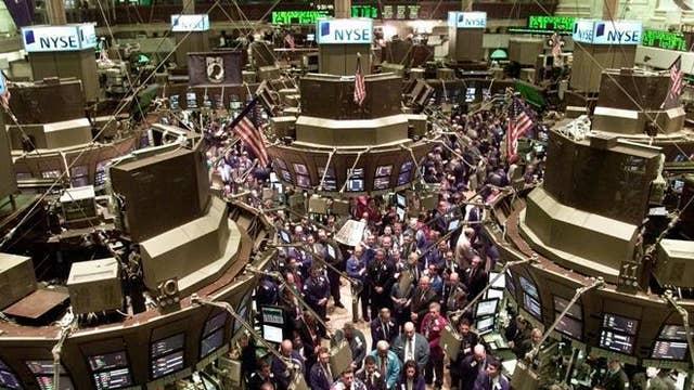 Pentagon works to combat potential stock market hacks