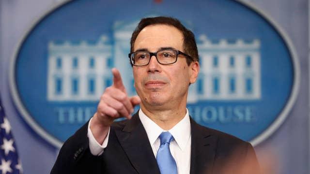 Mnuchin warns markets will suffer if tax reform fails