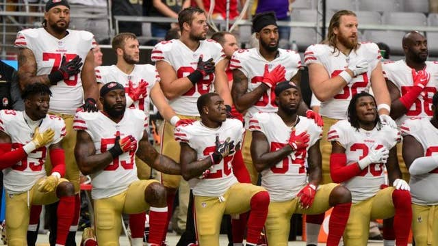 Disappointed in NFL for not taking stronger stance on protests: Fmr. NFL player