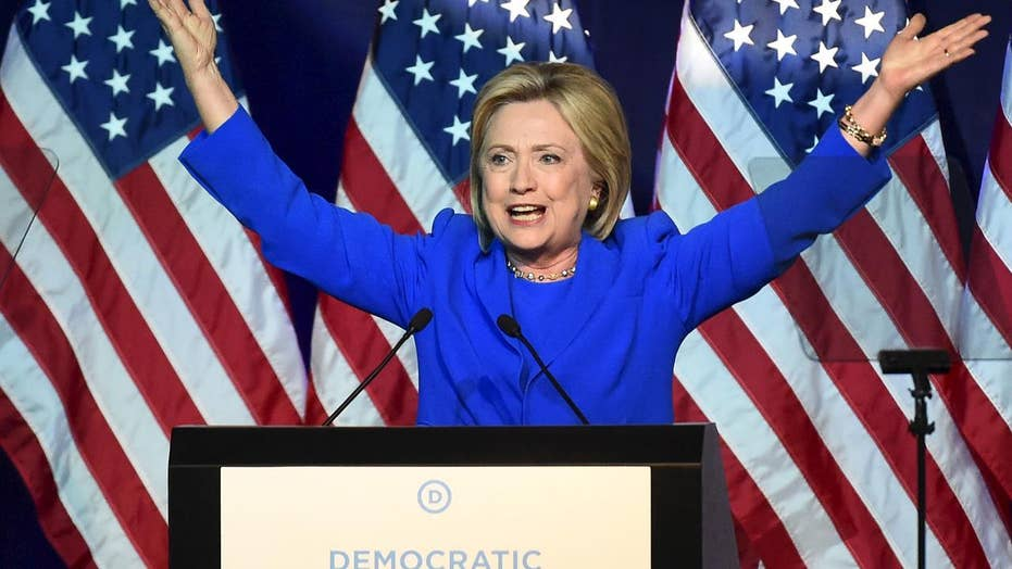 Is Hillary Clinton considering another run in 2020?