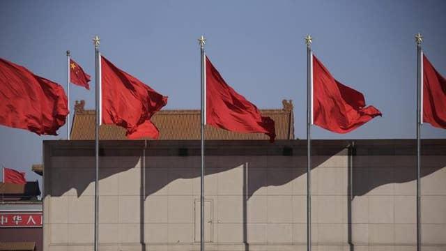 China weaponizing North Korea?