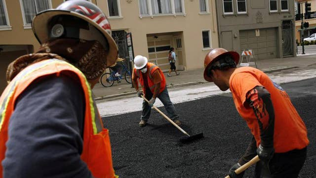 Gas tax hike on the table to pay for US infrastructure plan?