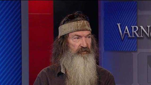 Trump has done remarkably well: Phil Robertson
