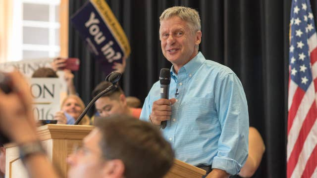Gary Johnson won't run for president in 2020: Here's why