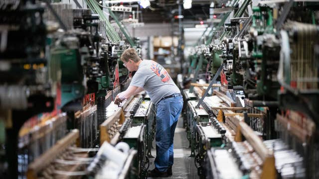 Manufacturers optimistic about economy and tax reform