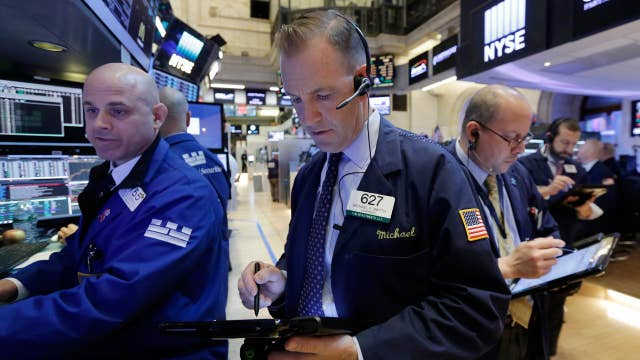 Stocks soar on corporate earnings