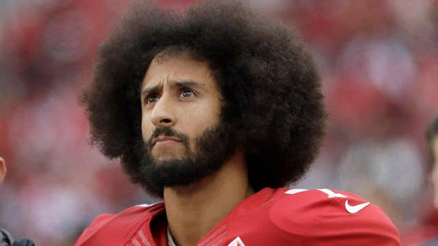 Kaepernick files grievance accusing NFL owners of colluding against him