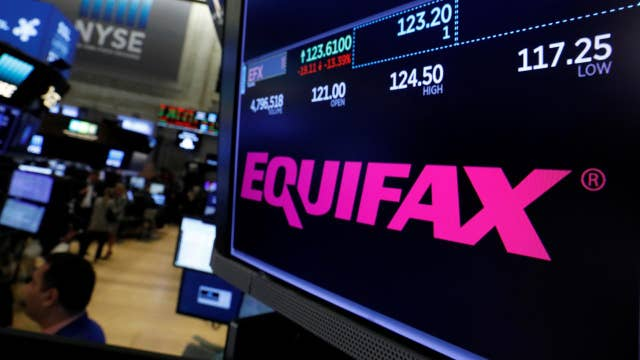 Former Equifax CEO gets grilled on Capitol Hill