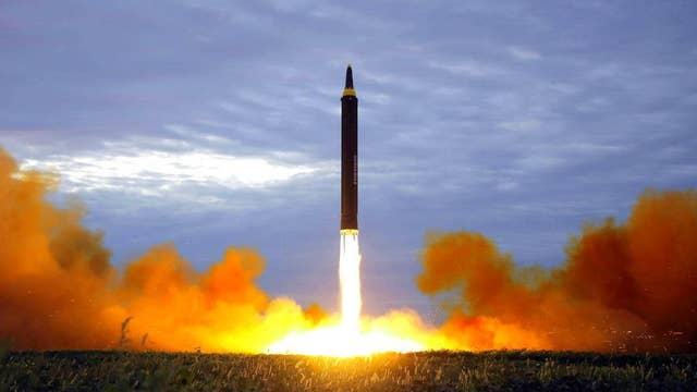 North Korea closer to miniaturizing a nuclear weapon: Gen. Keane
