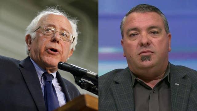 Business owner takes on Bernie Sanders