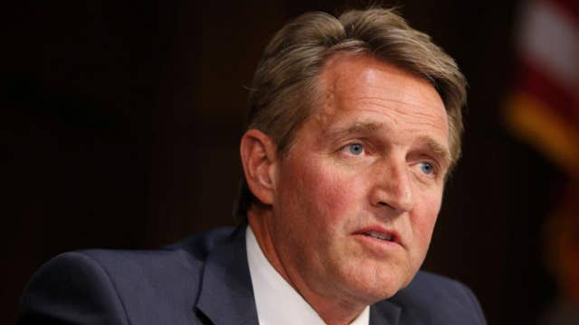 Jeff Flake announces decision to not run for Senate re-election