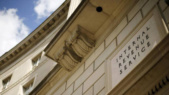 IRS's apology was not forthcoming: Mark Meckler