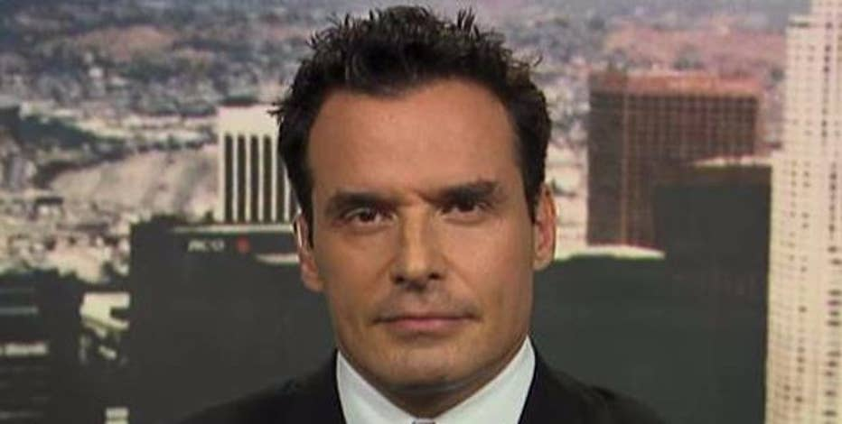 Actor Antonio Sabato Jr. on questions over when Hollywood knew about movie mogul Harvey Weinstein's misconduct.