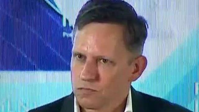 People are 'underestimating' the value of Bitcoin, PayPal's Peter Thiel says