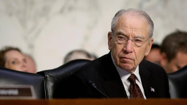 Both Clinton, Trump involvement with Russia should be investigated: Sen. Grassley