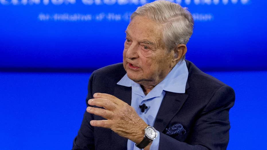 George Soros transfers $18B to open society foundation