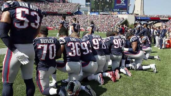 NFL owners, players meet to discuss anthem protests