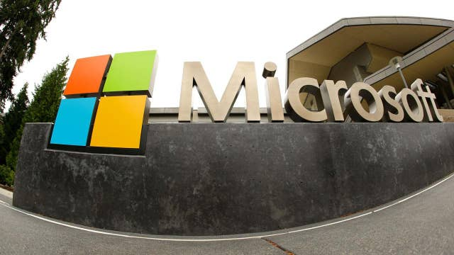 Microsoft reports 16% rise in earnings