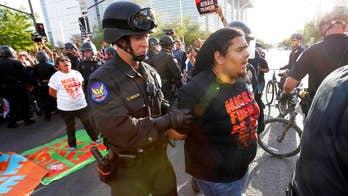 ICE Acting Director Thomas Homan on Congressman Luis Gutierrez slamming President Trump's immigration policy and California's sanctuary city laws.