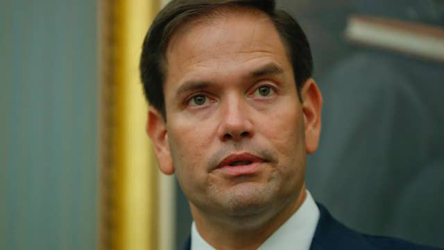 Rubio: Not getting tax reform done would be politically devastating