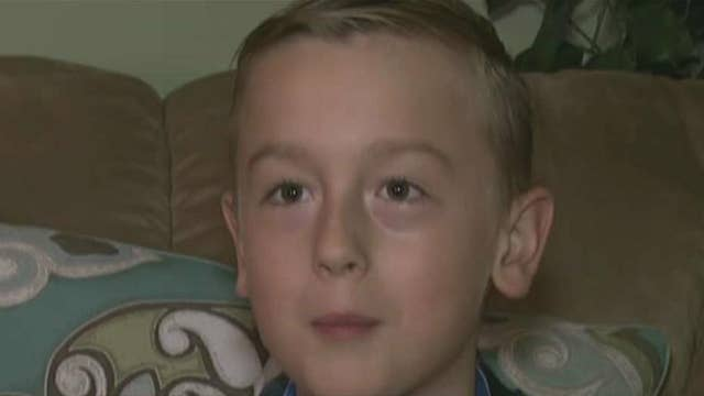 Boy sends $3 to Trump to help cover his cut in salary, gets special gift