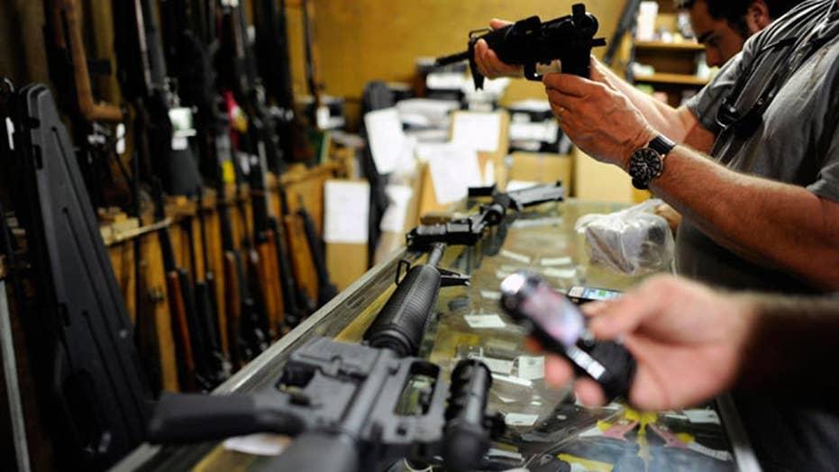The debate over gun control back in focus