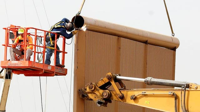 Border Patrol Union on Trump's border wall