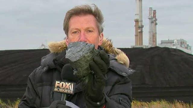 Coal industry heating up