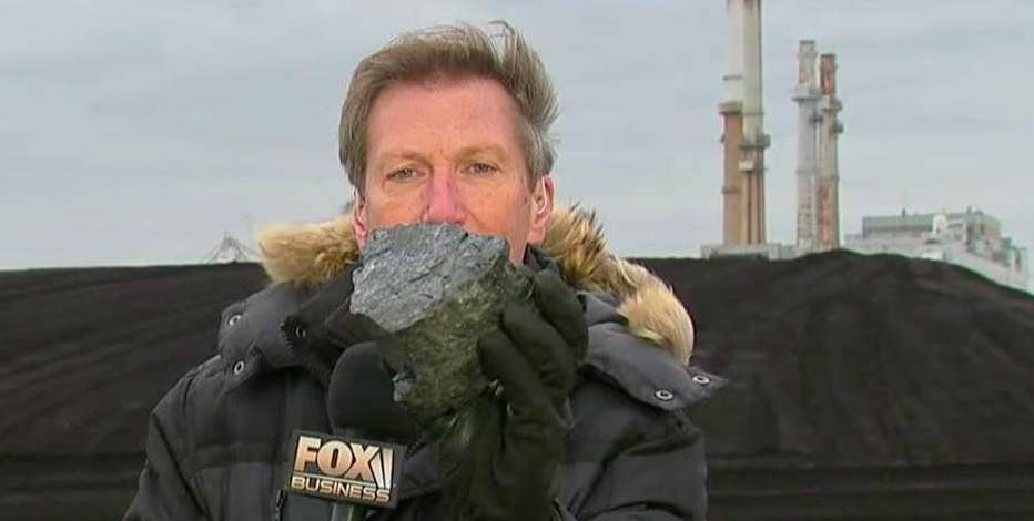 FBN's Jeff Flock on coal's comeback.