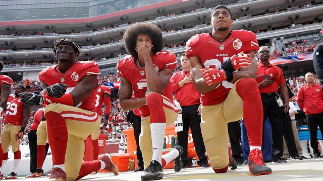 Can the NFL force players to stand for the National Anthem?