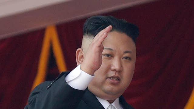 Sebastian Gorka to North Korea: Do not test Trump