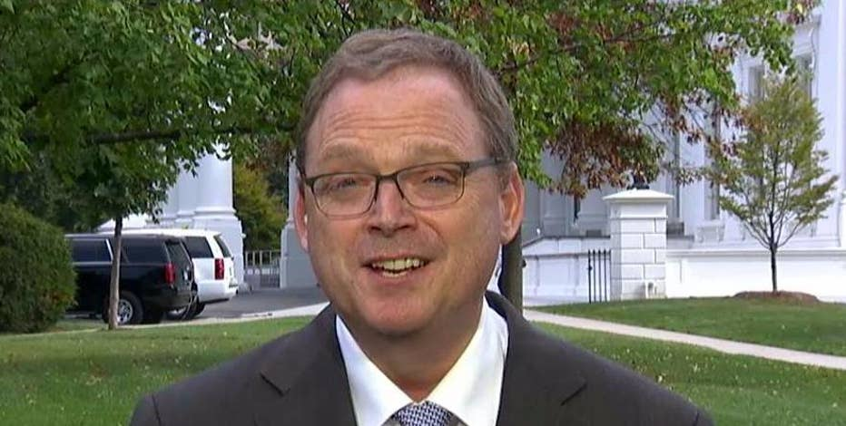 Kevin Hassett, Council of Economic Advisers Chairman, weighs in on the job report numbers and getting people back to work.