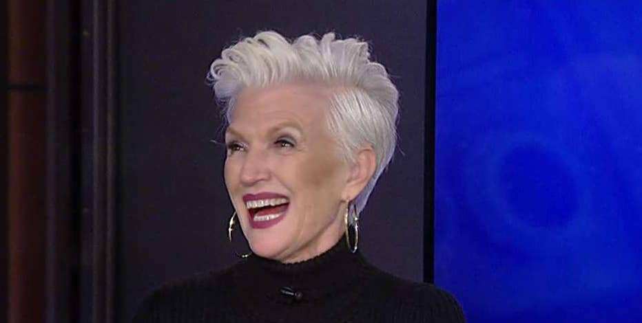 Maye Musk, the 69-year-old who is the new face of CoverGirl, discusses her experience modeling and how she ended up where she is today.