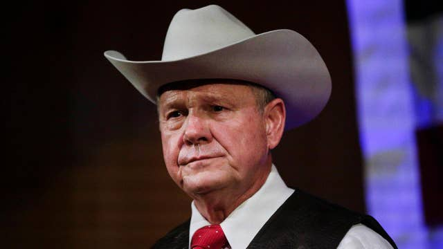Amid sexual assault accusations, some call for Roy Moore to resign from Senate race