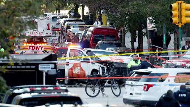 NYC truck attack revealing the reach, influence of ISIS?