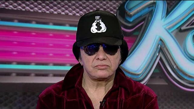 Gene Simmons' advice on becoming successful