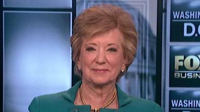 Small business eager for tax reform: SBA's Linda McMahon