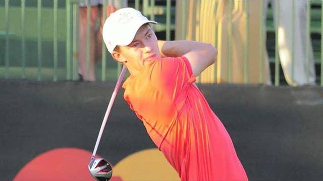 Golfer Maverick McNealy turns pro