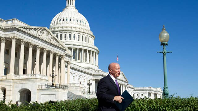 Rep. Kevin Brady: Families will see paychecks go up with tax reform