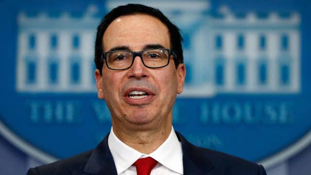 Tax reform remains on track amid House, Senate plan discrepancies: Mnuchin