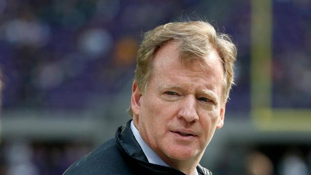 Goodell's contract: I think he will get rehired, fmr. Miami Marlins president says