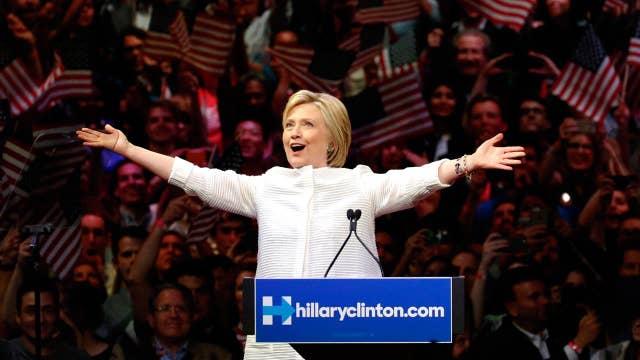 Hillary Clinton comments on Trump great for the Republican Party: Corey Lewandowski