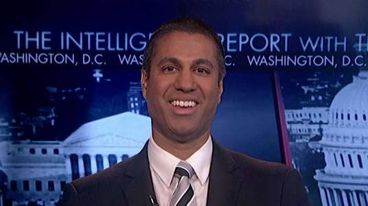FCC chairman: Repealing net neutrality will benefit the market