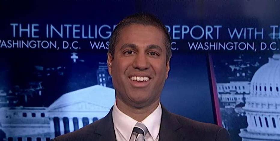 FCC Chairman Ajit Pai on his plan to repeal net neutrality and how it will benefit the market.